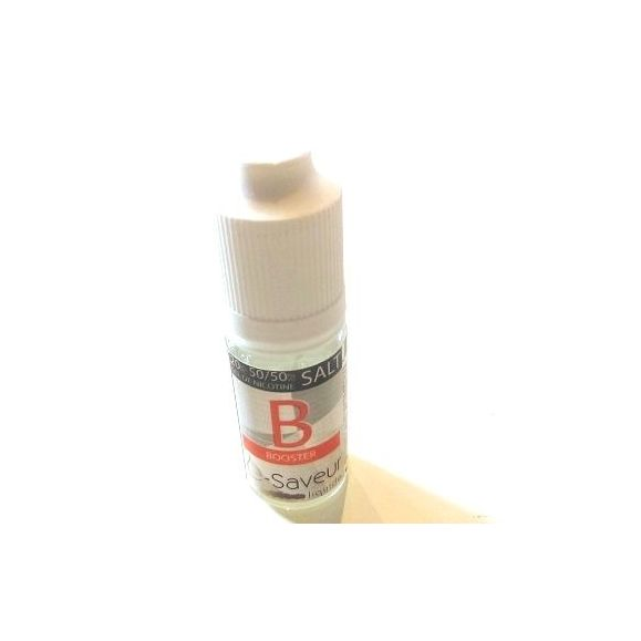Booster de nicotine Saline en 20 mg/ml contenance 10 ml