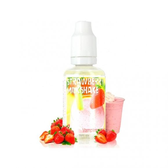Arôme Strawberry Milkshake 30ml de Vampire Vape