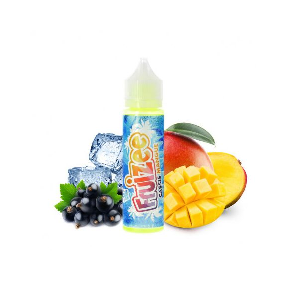 Cassis Mangue Fruizee by Eliquid France