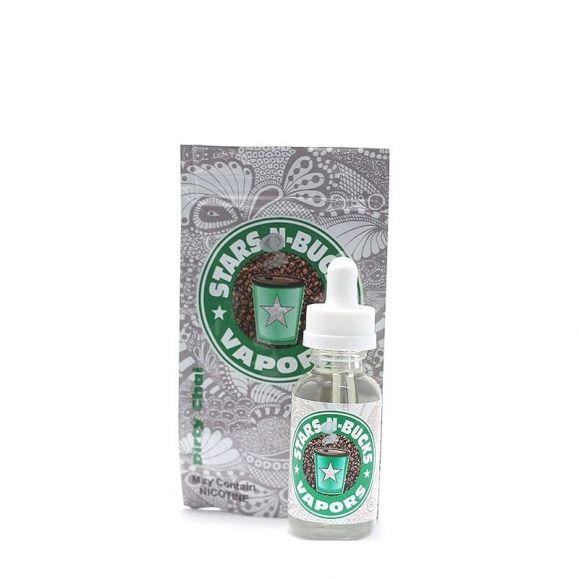 E-liquide Stars N Bucks Vapors - Dirty Chai