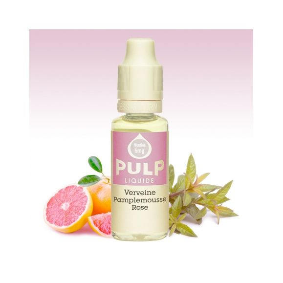 Verveine Pamplemousse rose by PULP
