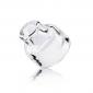 Trinity Glass Cap 22MM pour Petri RDA Single Coil Dotmod de Trinity Glass