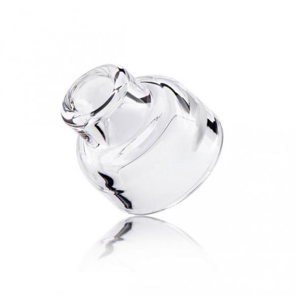 Trinity Glass Cap 22MM pour Petri RDA Dotmod single coil de Trinity Glass