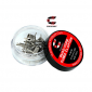 Coils Quad-Core Fused Clapton par 10  de Coilology