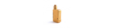 Pack Invader 4 RDA VV 280 w Gold Edition Limitée by Teslacigs