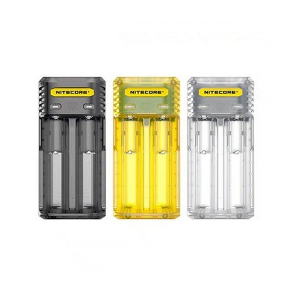 Chargeur Q2 - 2-slots 2A EU de Nitecore