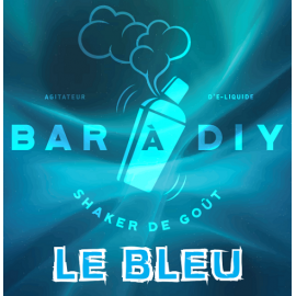 Le Bleu Gamme 4 couleurs 50ml by BAR A DIY