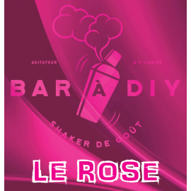 Le Rose Gamme 4 couleurs 50ml by BAR A DIY