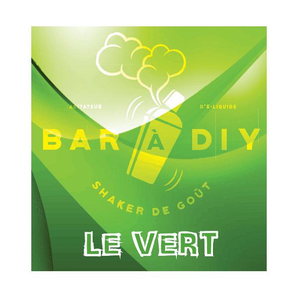 Le Vert Gamme 4 couleurs 50ml by BAR A DIY