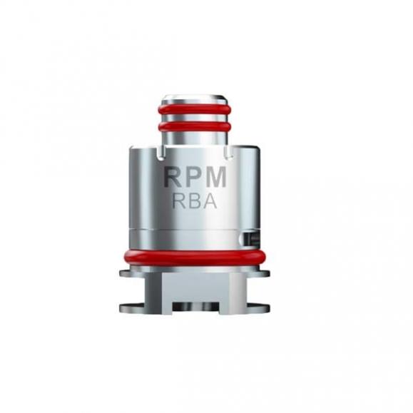 RBA pour RPM40 / Fetch de Smoktech