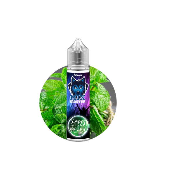 GREEN VALLEY Mix Master 50ML by E saveur