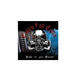 Fused Clapton 28/38 de Coil Of Bull'Am / Crazy Fun Coil réf FU3M002