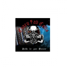Fused Clapton 26/38 de Coil Of Bull'Am / Crazy Fun Coil réf FU2M001