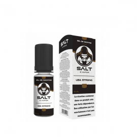 USA Strong 10ml Salt E-Vapor by Le French liquide 20mg Sel de nicotine