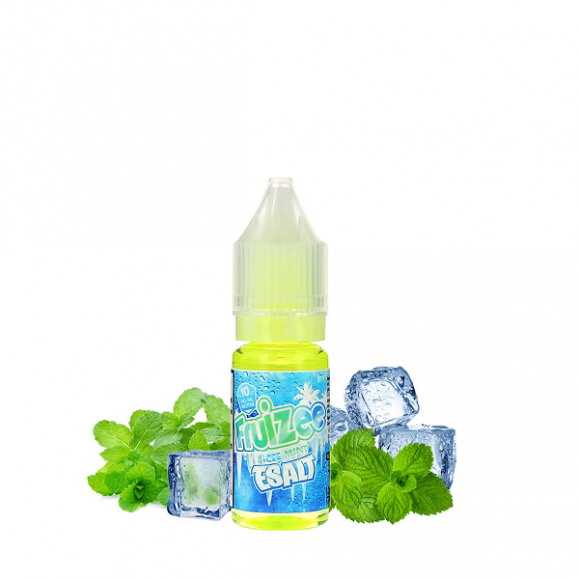 Icee Mint 10ml Esalts by Eliquid france 20mg Sel de nicotine
