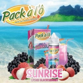 Sunrise 50ml Pack à l'Ô