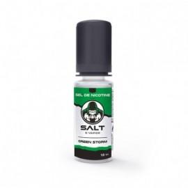 Green Storm TPD FRA 10ml Salt E-Vapor by Le French Liquide