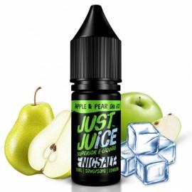 Apple & Pear On Ice Esalts Just Juice