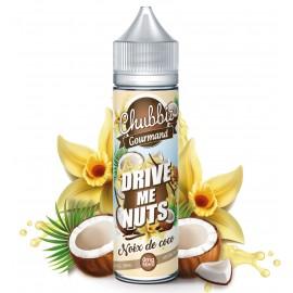 CHUBBIZ – Drive Me Nuts – Noix de coco 50ML