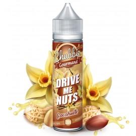 CHUBBIZ – Drive Me Nuts – Cacahuète 50ML
