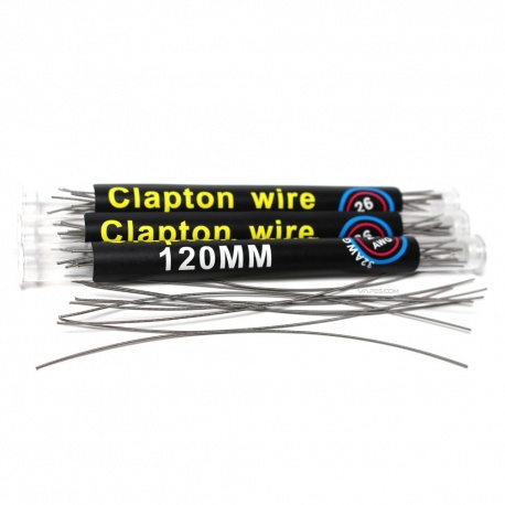 Tube Clapton Wire coil