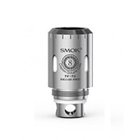 Résistance TF-T8 Octuple Coil SMOK - 0.16 Ω