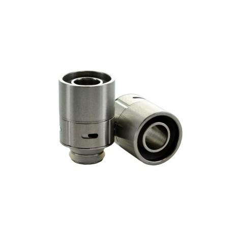 Drip Tip inox airflow réglable