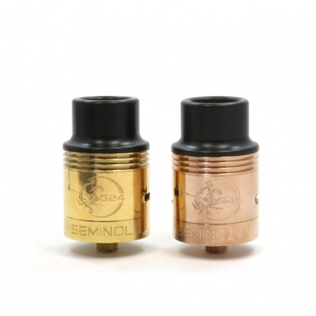 Dripper Seminole G24 RDA