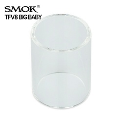 Tube Pyrex TFV8 Big Baby de SMOK