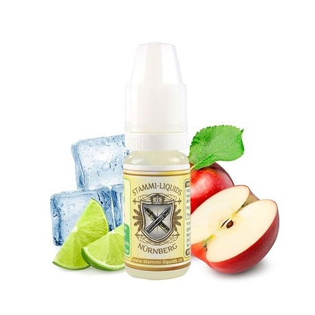 Arôme DIY Apple Lime by Stammi-Liquids