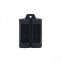 Etui en silicone double accus 18650 rubber de Coilmaster