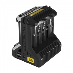 Chargeur New I8 Li-ion/NiMH Intellicharger Nitecore
