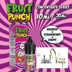 Concentré Soursop-strawberry-grape de Fruit Punch