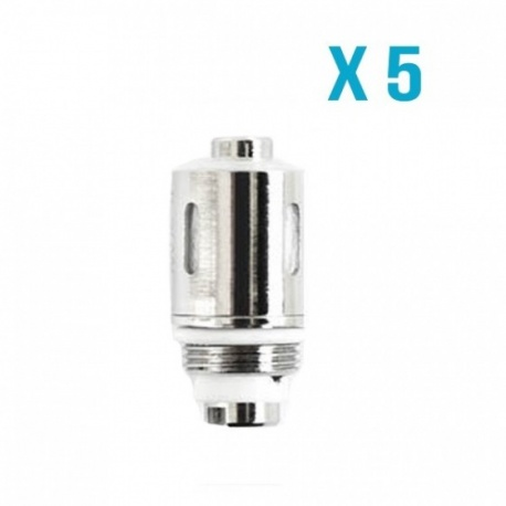 Résistances x5 GS Air / GS Air 2 de Eleaf