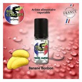 Arôme Banane bonbon de Bio Concept