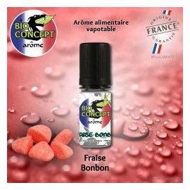 Arôme Fraise Bonbon de Bio Concept