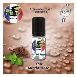 Arôme Menthe Tabac de Bio Concept