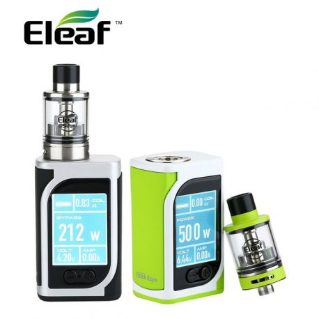 Kit iStick Kiya + GS Juni by Eleaf