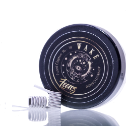 Boîte de 2 coils Hand-Built Fused Claptons Feenz by Wake