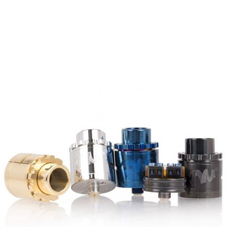 Twisted Messes Pro 24 RDA dripper de Twisted Messes