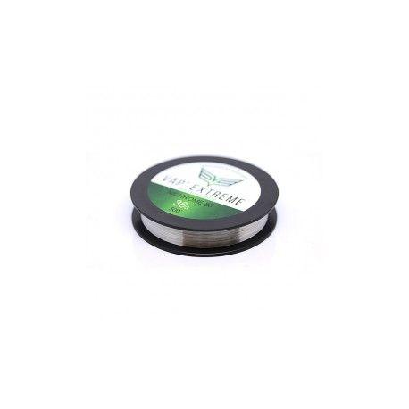 Bobine Nichrome Ni80 Ribbon 0.5*0.1 30ft by Vap'Extrême