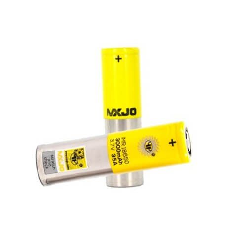 Accu MXJO 18650 - 3000 mAh - 35A