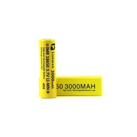Accu Listman 18650 - 3000 mAh 40A