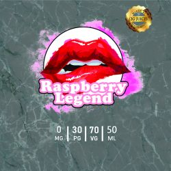 Raspberry Legend by 2 G Juices