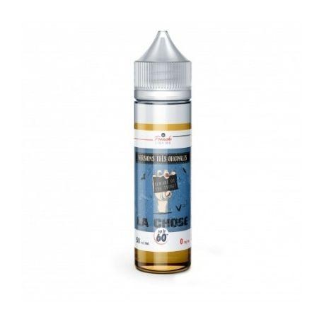 """E-liquide """"La Chose"""" 50 ml"""